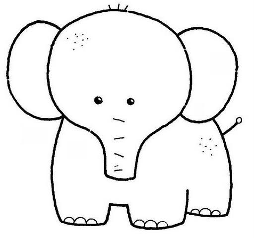 Elefante molde eva e feltro revista artesanato - Figuras decorativas grandes ...