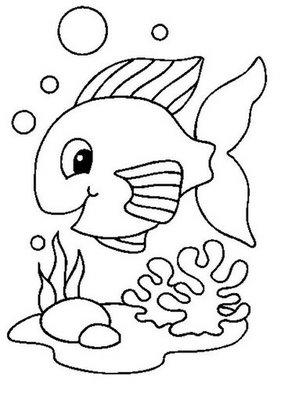 molde peixinho