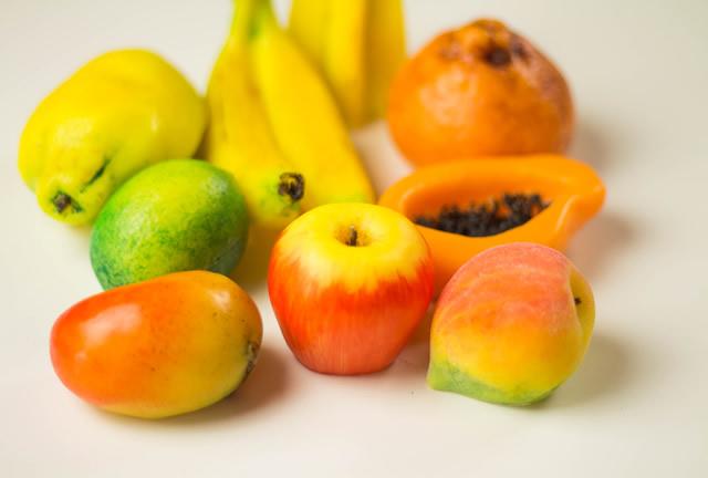sabonetes frutas tropicais
