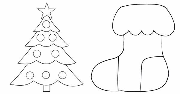 moldes natalinos eva e feltro