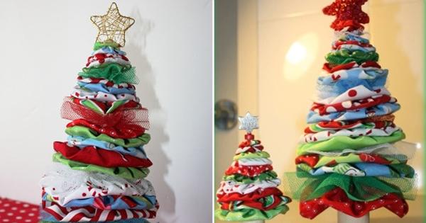 Aparador Zaiken ~ Ganhe dinheiro fazendo decoraç u00e3o de natalárvore de fuxico Revista Artesanato