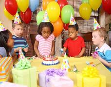 Qual o melhor tema para festas infantis em cada idade