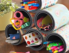 6 Dicas simples para decorar e organizar a casa