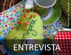 Entrevista com a Marcinha – Dicas para quem gosta de Artesanato