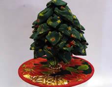 Enfeite para decoração de natal passo a passo