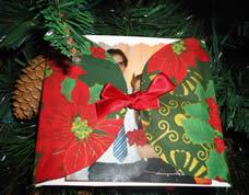 Cartões natalinos bonitos e criativos para você fazer