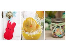 Três ideias de artesanatos para a páscoa