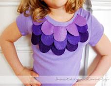 Camiseta personalizada para crianças passo a passo