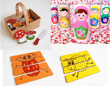 Reciclando para crianças – Brinquedos com passo a passo