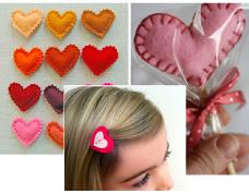 Feltro com amor – Ideias para o dia dos namorados