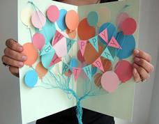 Como fazer cartão de aniversário e surpreender