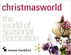 Christmasworld Frankfurt 2013 – The world of seasonal decoration