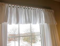 Dica de decoração – deixe a cortina da sua casa diferente