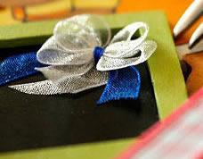 Lacinho prático e fácil para decorar presentes
