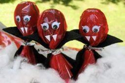 Pirulitos decorados – lembrancinhas fáceis para o dia das bruxas