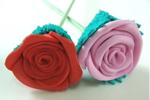 Como fazer rosas de EVA de maneira super simples