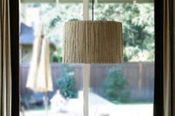 Como fazer luminária ecológica com Bambu