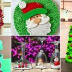 artesanato - ideias para fazer no natal