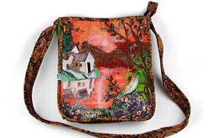 Montagem de paisagens com tecido – Você conhece essa técnica?