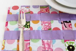 Como fazer um descanso de prato artesanal com papel