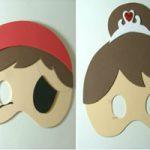 montagem máscaras mini