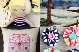 Artesanato com Tecido – 4 Exemplos Para Você Fazer