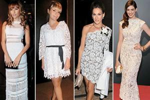 Vestidos de crochê – a moda que alia o tradicional ao moderno