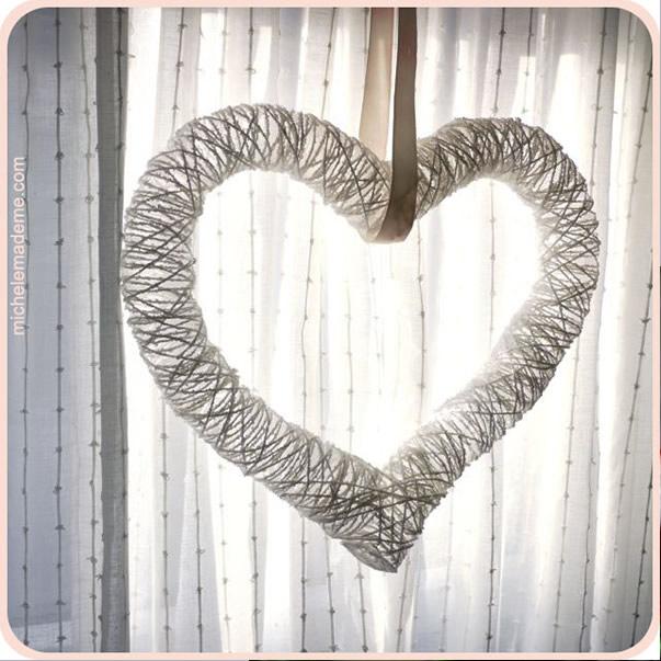 coração linha