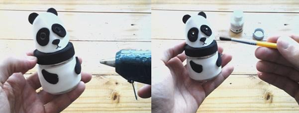 pintar panda