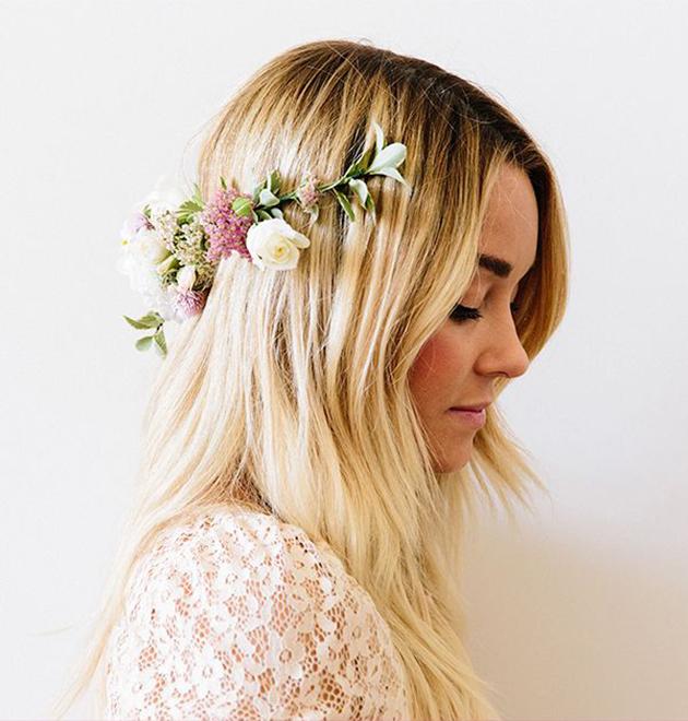 Famosos Como fazer coroa de flores passo a passo | Revista Artesanato GS94