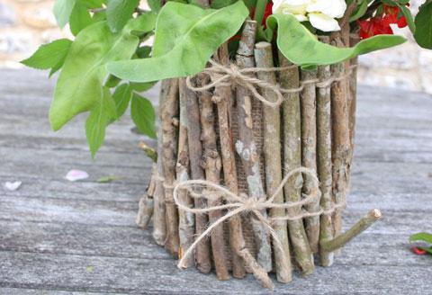 vasinho de flores rústico 5