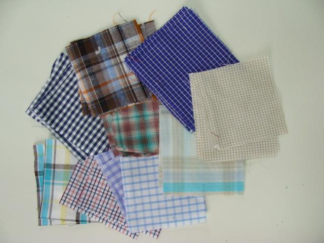 gravata de retalhos