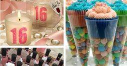 12 Lembrancinhas Para Festa de 15 Anos