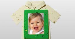 Chaveiro de EVA Para o Dia dos Pais – Faça Você Mesmo