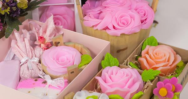 negocio-com-sabonetes-artesanais-rosas
