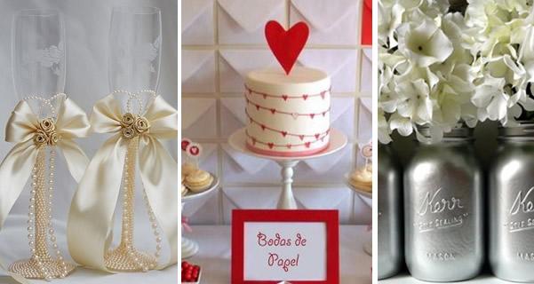 bodas como comemorar capa