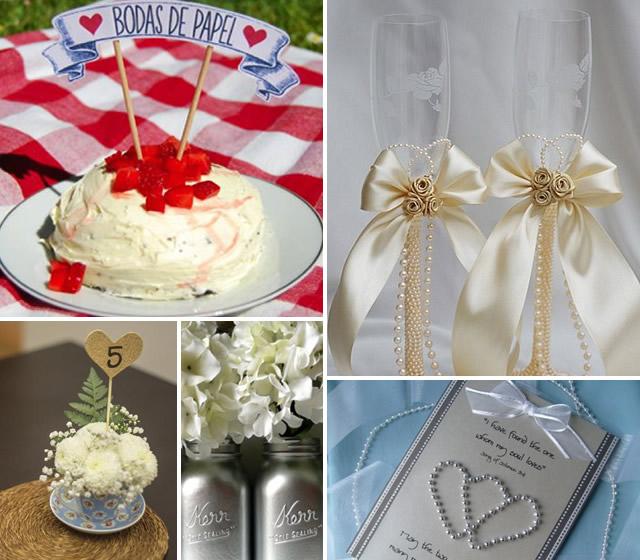 bodas como comemorar