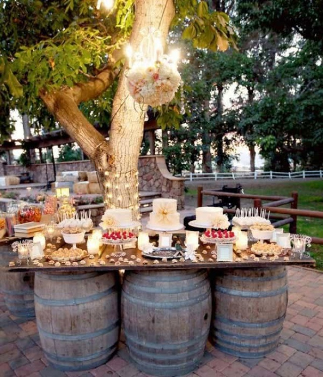bodas de casamento - madeira1