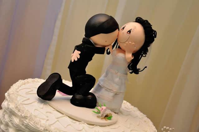 bonecas em eva casamentos
