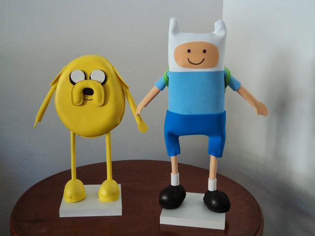 bonecos de eva para festas 2