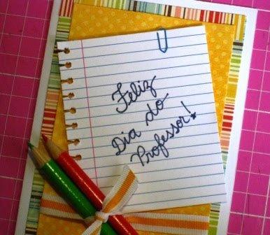 cartao homenagem ao dia do professor