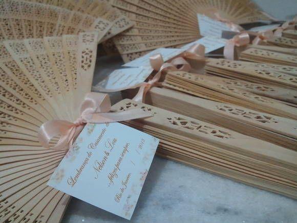 lembrancinha bodas de madeira