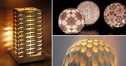 10 Luminárias Artesanais Espetaculares