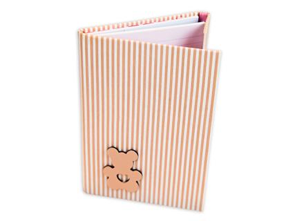 como fazer caderno de maternidade