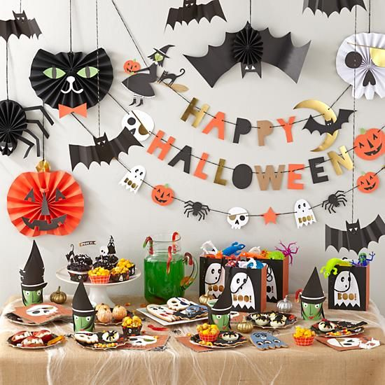 Festa de halloween 13 dicas de decora o r pida e barata for Decoracion mesa halloween