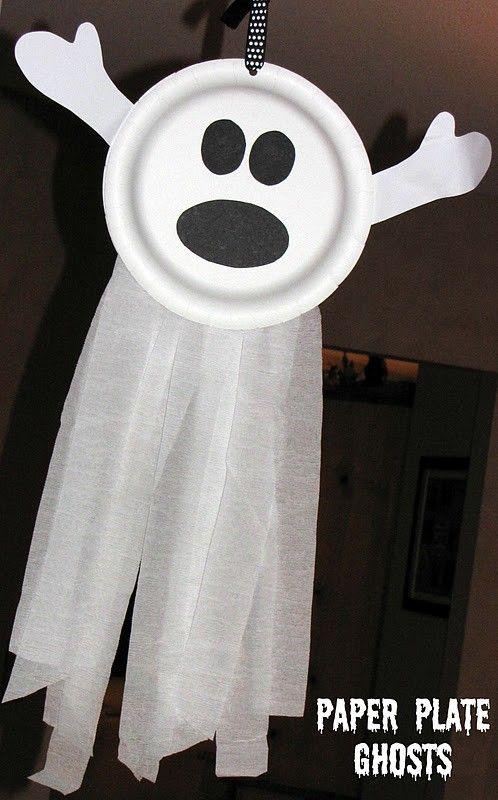 fantasminha para festa halloween