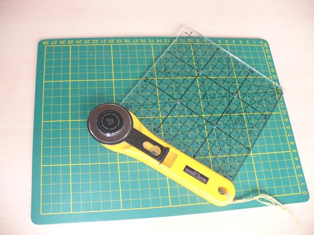 kit básico para patchwork