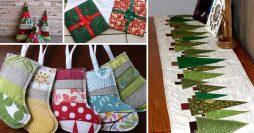 Patchwork de Natal – 9 Ideias de Arrasar!