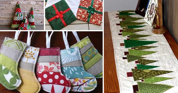 patchwork de natal