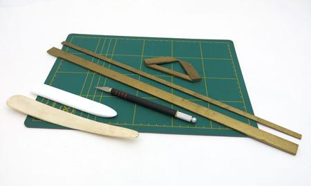 ferramentas básicas encadernação